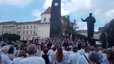 Photo of У центрі Львова «Дударик» виконав акафіст до Пресвятої Богородиці