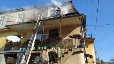Photo of Вогнеборці врятували двох людей під час пожежі в Дрогобичі