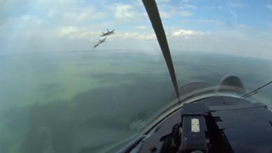 Photo of Бути льотчиком – це бути гордістю нації: Зеленський привітав Повітряні сили ЗСУ
