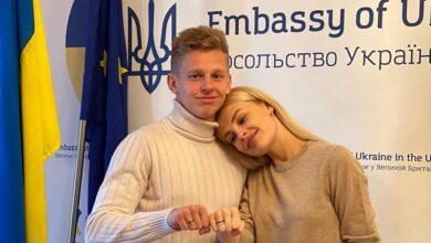 Photo of Футболіст збірної України Зінченко одружився із Владою Седан