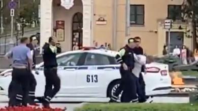 Photo of У Білорусі міліція скрутила українців: їх затримання потрапило на відео