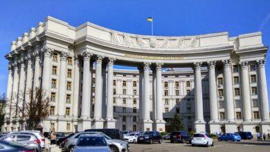 Photo of Україна направила Білорусі ноту протесту через огляд автомобіля посла