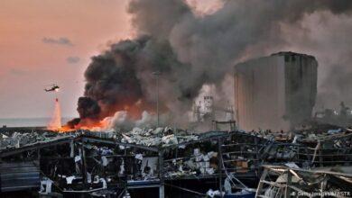 Photo of Вибух у столиці Лівану забрав життя щонайменше сотні людей
