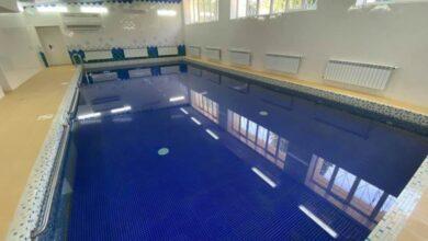 Photo of 26 років очікування. У ліцеї «Львівський» відновили басейн