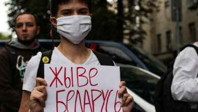 Photo of МЗС рекомендувало українцям утриматися від поїздок до Білорусі