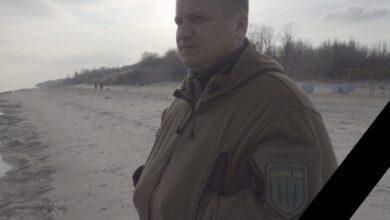 Photo of Помер заступник командира УДА Андрій Гергерт