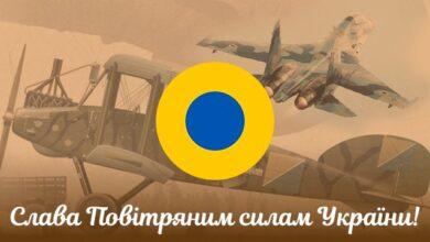 Photo of День Повітряних Сил Збройних Сил України: привітання в СМС