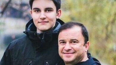 Photo of Помер син Віктора Павліка, який хворів на рак