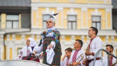 Photo of Від «Червоної рути» Івасюка до «Все будет хорошо» Сердючки: яким був концерт до Дня Незалежності