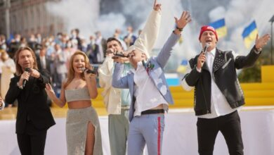 Photo of «Бумбокс» і «Океан Ельзи» не давали дозвіл використовувати свої пісні на концерті до Дня Незалежності