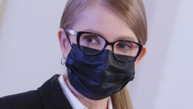 Photo of Тимошенко отримує інтенсивну терапію від COVID-19