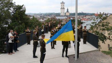 Photo of Як Академія сухопутних військ відзначила День прапора