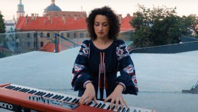 Photo of Юлія Божик зіграла інструментальну версію Гімну України