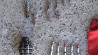 Photo of У 30-річного мешканця Яворова вилучили наркотики та гранату