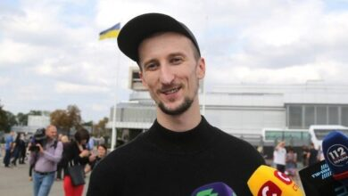 Photo of Кольченку присудили 40 годин виправних робіт за акцію на підтримку білорусів