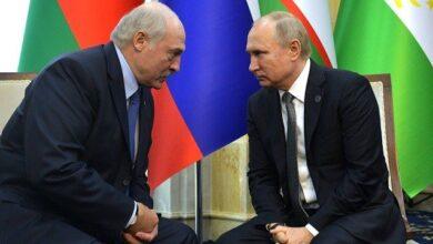 Photo of Стоїть і спостерігає: Тихановська назвала стратегію Путіна щодо Білорусі