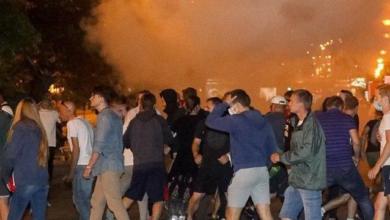 Photo of Міліція у Бресті стріляла по мітингувальниках на ураження