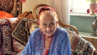 Photo of У Львові багаторазова чемпіонка-ковзанярка Броніслава Чечина відзначила своє 102-річчя