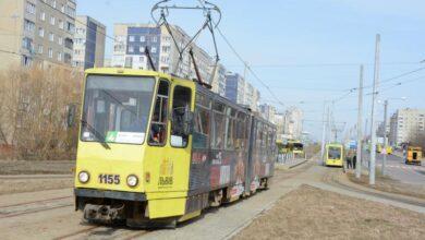 Photo of Через загоряння контактної мережі на Сихів не курсують трамваї