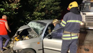 Photo of Лобове зіткнення: у ДТП під Києвом загинули четверо людей, одну травмовано