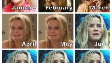 Photo of Календар емоцій за 2020 рік: зірки запустили новий флешмоб