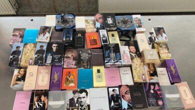 Photo of На кордоні з Польщею вилучили контрабанду парфумів світових брендів