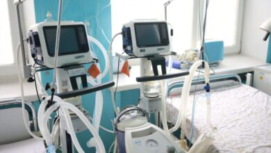 Photo of В Україні заповнено 24% ліжкомісць хворими на COVID-19. Найбільша завантаженість – на Львівщині