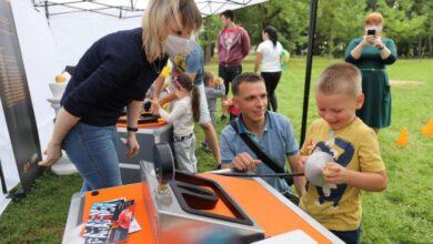 Photo of У парки всіх районів Львова завітає мандрівна наукова лабораторія: графік