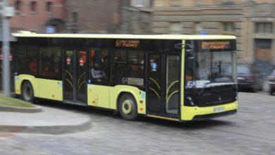 Photo of У Львові маршруті №6а збільшили кількість автобуса