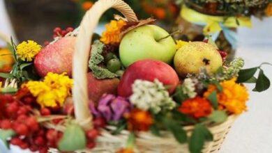 Photo of Віряни святкують Яблучний Спас