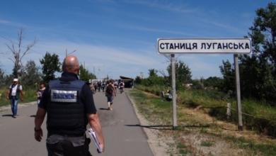 Photo of ОБСЄ нарахувала 251 порушення з початку перемир'я на Донбасі