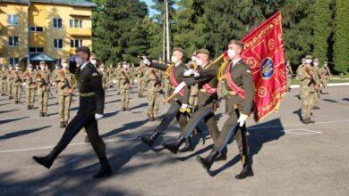 Photo of В Академії сухопутних військ першокурсники склали військову присягу