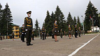 Photo of В Академії сухопутних військ відбувся випуск молодших лейтенантів