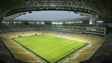 Photo of Матч Ліги націй Україна – Швейцарія на «Арені Львів» відбудеться без глядачів
