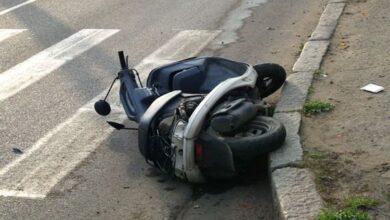 Photo of У Жидачеві п'яний підліток на скутері збив пішохода