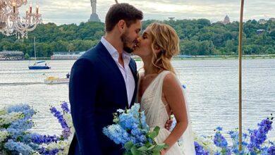 Photo of Перші відео з весілля Микити Добриніна та Даші Квіткової