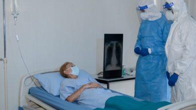 Photo of Завантаженість місць у лікарнях пацієнтами з Covid-19 перевищила 50%