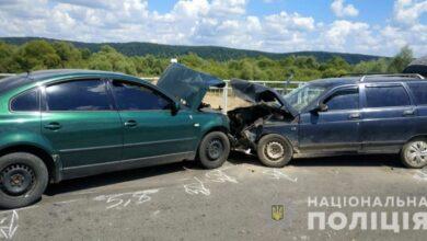 Photo of Лобове зіткнення на Жидачівщині вчинив п'яний водій, – поліція
