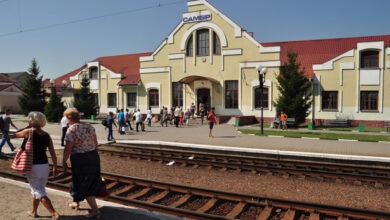Photo of У Самборі потяги зупинятимуться лише для висадки пасажирів
