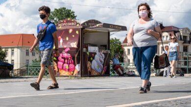 Photo of У чотирьох областях України можуть посилити карантин з 10 серпня
