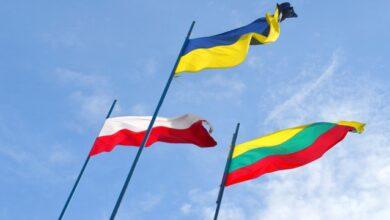 Photo of Україна, Польща і Литва планують співпрацювати у сфері безпеки