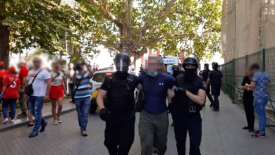 Photo of В учасників Маршу рівності в Одесі хімічні опіки, поліцейські в лікарні