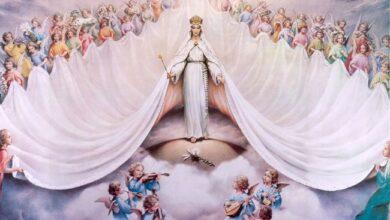 Photo of Віряни святкують Успіння Пресвятої Богородиці