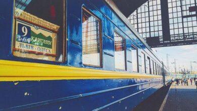 Photo of До Дня Незалежності Укрзалізниця призначила додатковий потяг зі Львова до Одеси