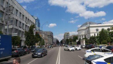 Photo of У Києві захопили банк у БЦ Леонардо – які вулиці перекриті (КАРТА)