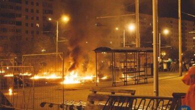 Photo of Протести в Білорусі: ОМОН приїжджав під виглядом швидкої і жорстко бив людей