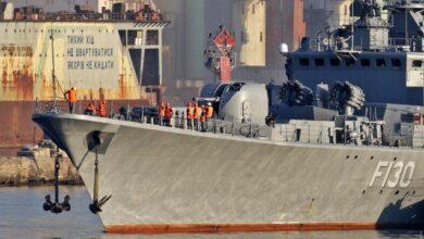 Photo of На фрегаті Гетьман Сагайдачний зафіксовано спалах Covid-19 – ЗМІ