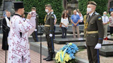 Photo of Академія сухопутних військ долучилася до відзначення Дня Незалежності у Львові