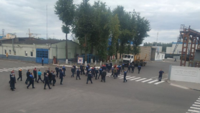 Photo of Уходи! Працівники білоруського заводу БелАЗ вийшли на страйк