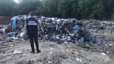 Photo of Подорожі львівського сміття: ТПВ зі Львова незаконно возили на Вінниччину